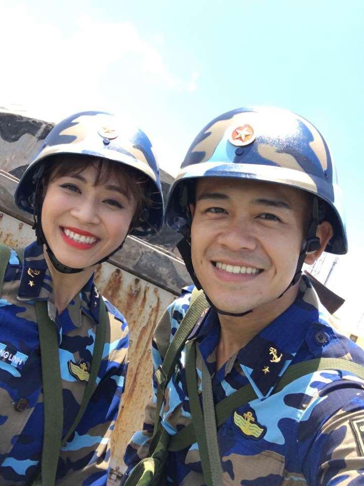 """MC Hoàng Linh Chúng tôi là chiến sỹ khoe những mâm cơm đơn vị"""", ai nhìn cũng ghen vì thèm-5"""