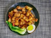 Từ khi học được cách kho thịt của chị dâu người Đài Loan, lúc nào tôi cũng kho thịt theo cách này!