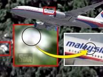 Đã tìm thấy thân máy bay MH370 có cả dòng chữ Malaysia Airlines?