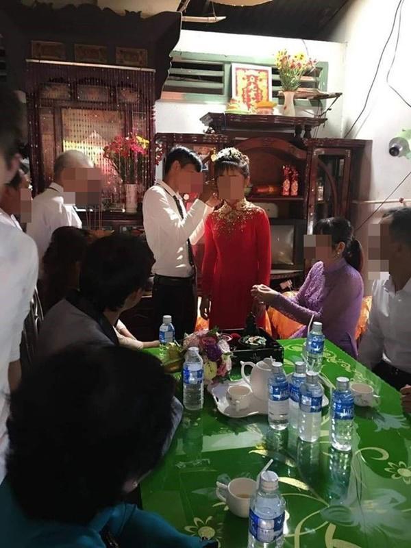 5 cặp đôi nhi đồng ăn chưa no đã lo cưới gây bão mạng xã hội Việt-1