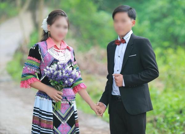 5 cặp đôi nhi đồng ăn chưa no đã lo cưới gây bão mạng xã hội Việt-6