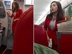Hai nữ tiếp viên hàng không VASCO lao vào đánh nhau như phim ở sân bay Tân Sơn Nhất-2