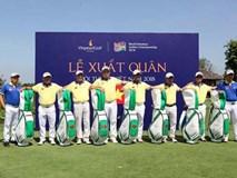 Đội tuyển Golf Việt Nam quyết vô địch WAGC 2018