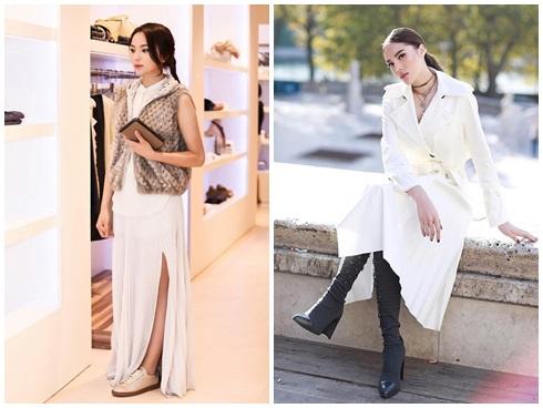 CÓ AI NGỜ: Biểu tượng thời trang xịn sò như Kỳ Duyên từng có thời ăn mặc hai lúa kinh khủng thế-1
