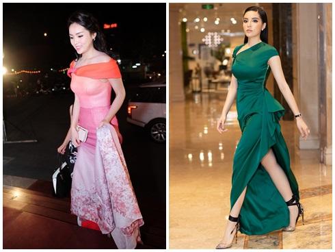 CÓ AI NGỜ: Biểu tượng thời trang xịn sò như Kỳ Duyên từng có thời ăn mặc hai lúa kinh khủng thế-6