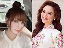 Gặp thợ make-up có tâm, Hoa hậu Diễm Hương khoe gương mặt chẳng khác nào 'bé gái sinh năm 2000'