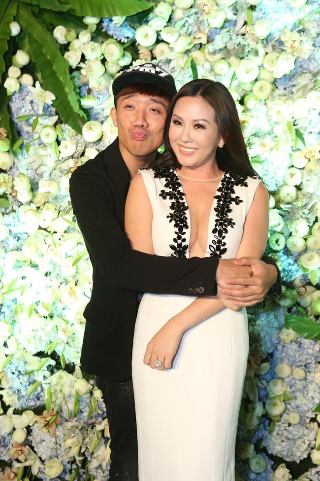 """Sau khi hé lộ lý do cạch mặt"""" Phạm Hương, Hoa hậu Thu Hoài lại tiết lộ giới tính thật của Trấn Thành-1"""