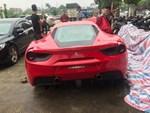 Sửa chữa xe Ferrari Tuấn Hưng gặp nạn hết bao nhiêu?-5
