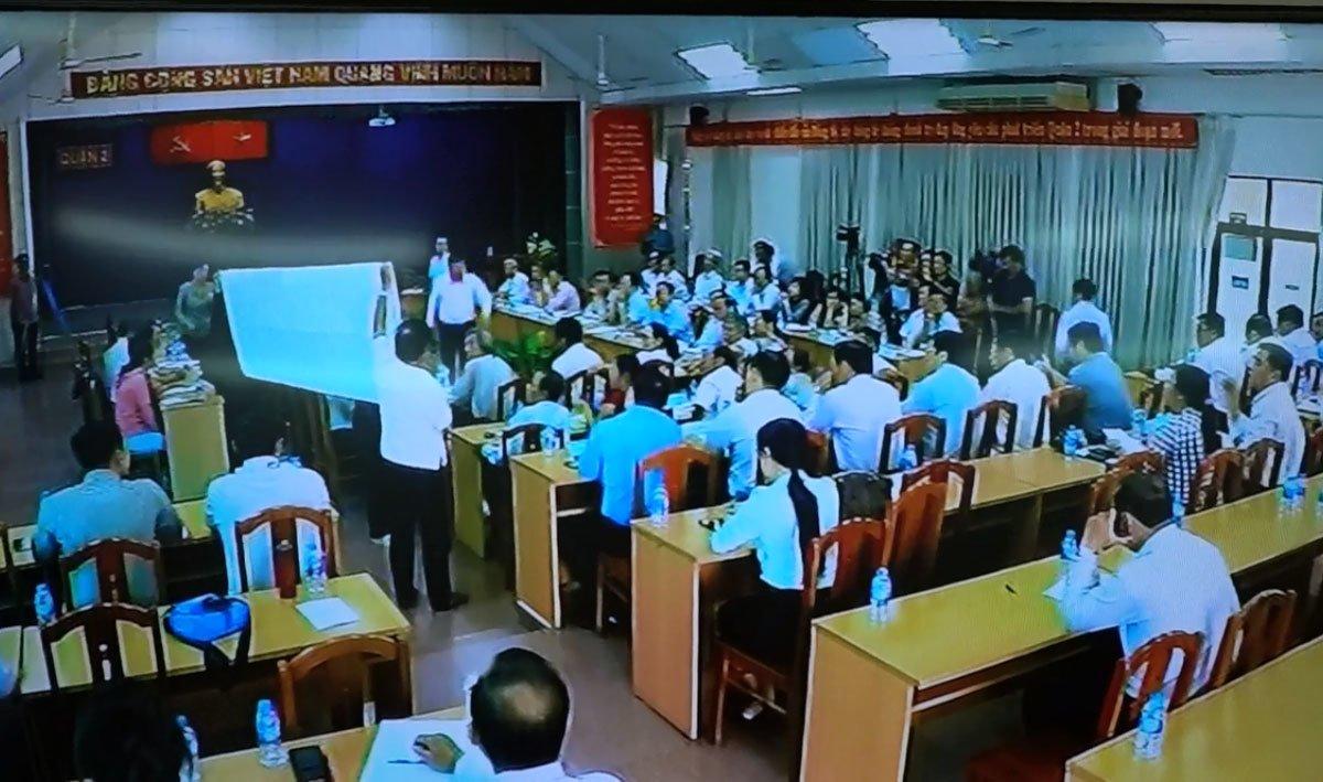Chủ tịch TP.HCM đối thoại với người dân Thủ Thiêm-2