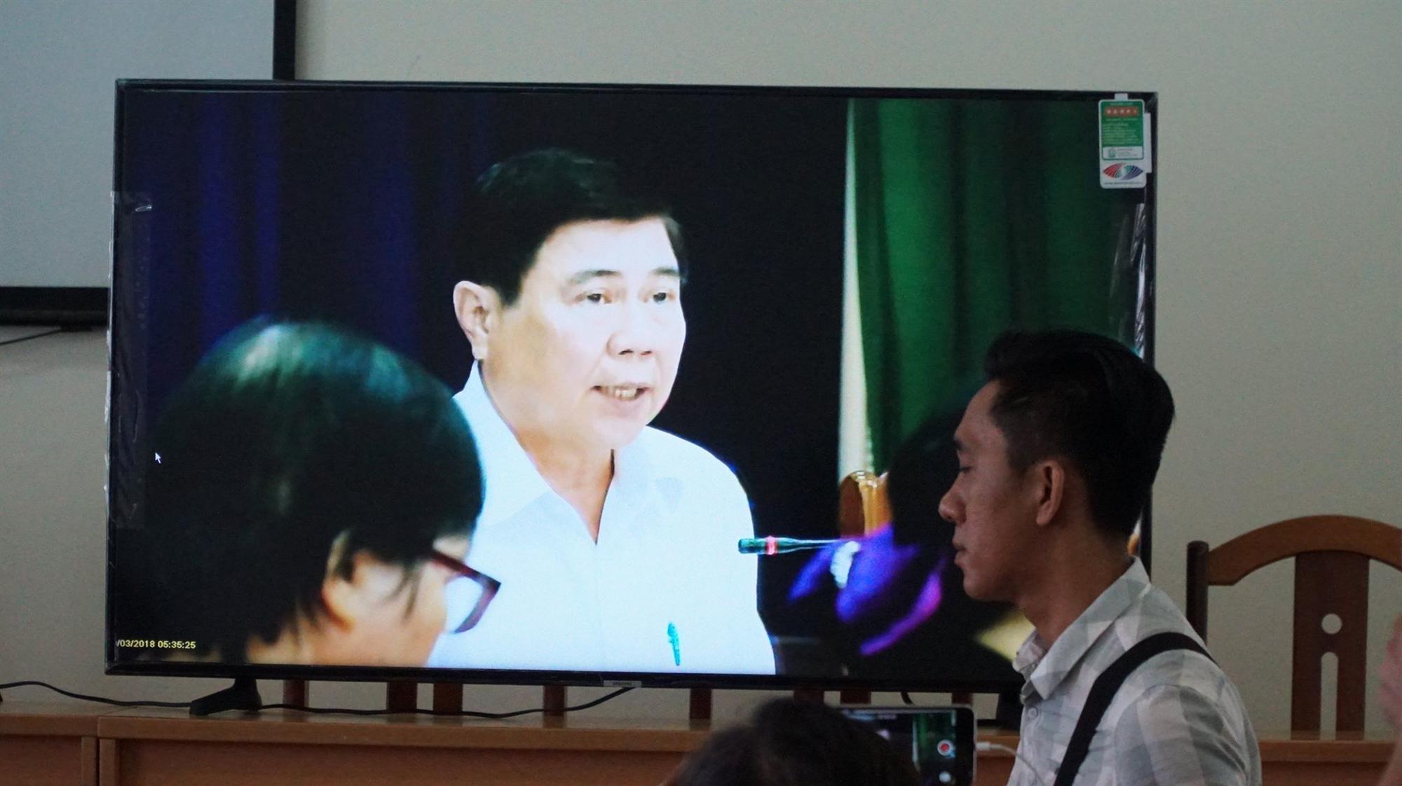 Chủ tịch TP.HCM đối thoại với người dân Thủ Thiêm-3