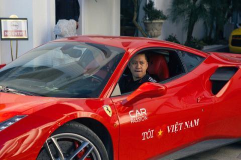 Sửa chữa xe Ferrari Tuấn Hưng gặp nạn hết bao nhiêu?-4