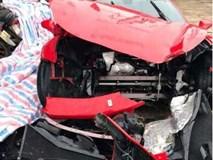 Sửa chữa xe Ferrari Tuấn Hưng gặp nạn hết bao nhiêu?