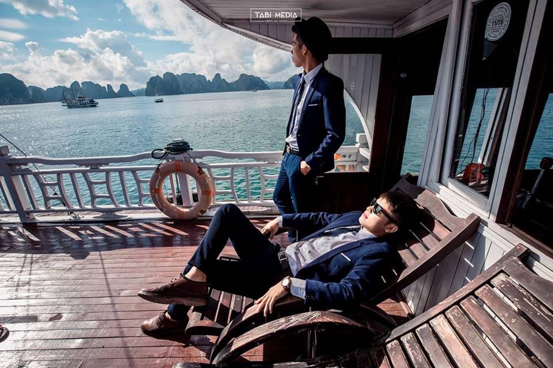 Khi rich kids Việt chụp ảnh kỷ yếu: Lớp chi 80 triệu đi Đà Lạt, lớp chụp hết 40 triệu ở phim trường-15