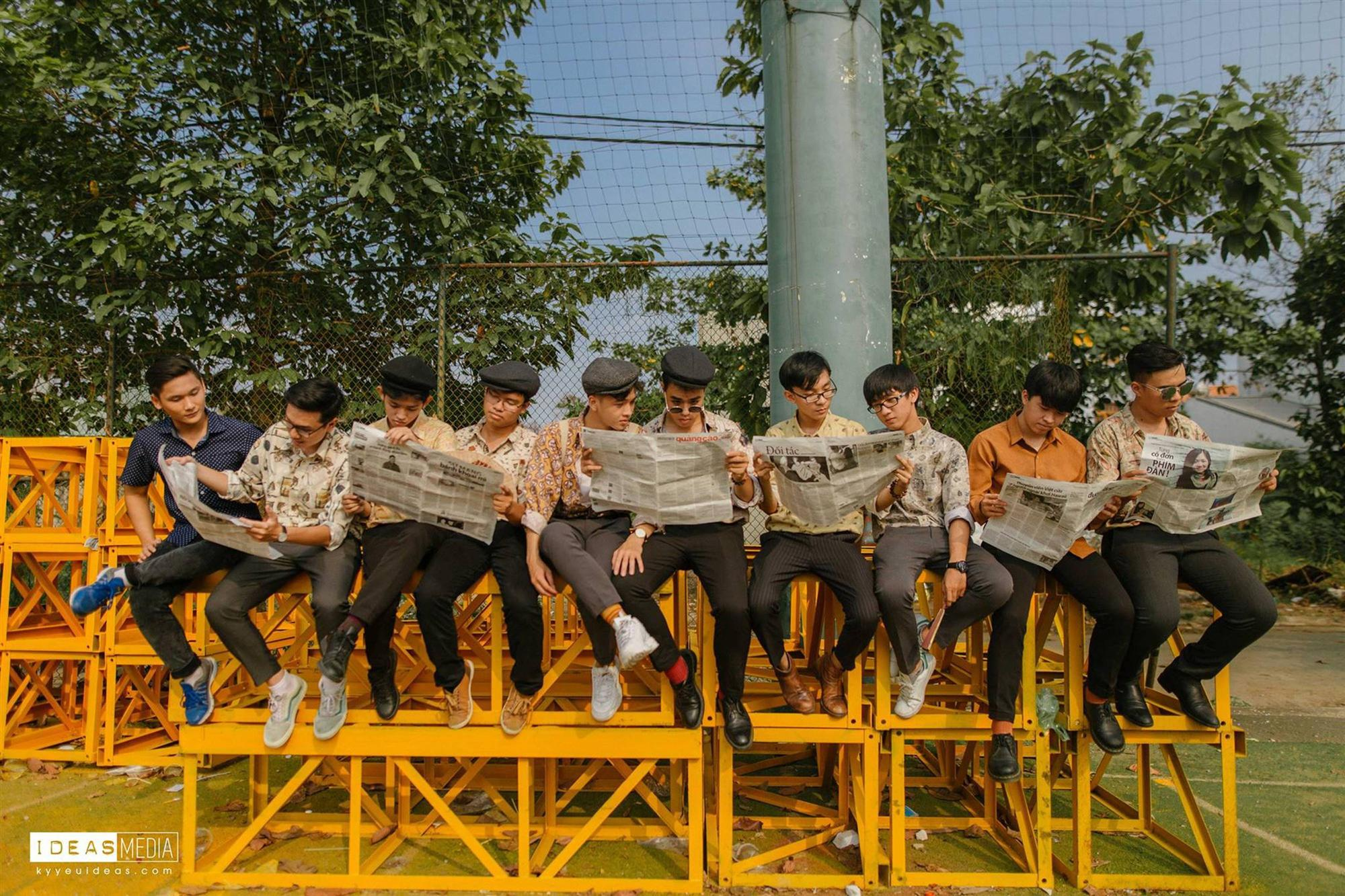 Khi rich kids Việt chụp ảnh kỷ yếu: Lớp chi 80 triệu đi Đà Lạt, lớp chụp hết 40 triệu ở phim trường-20