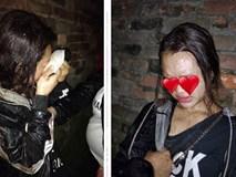 Hình ảnh cô gái trẻ nghi bị đánh ghen, tạt mắm tôm lên khắp người khiến cư dân mạng xôn xao tranh cãi