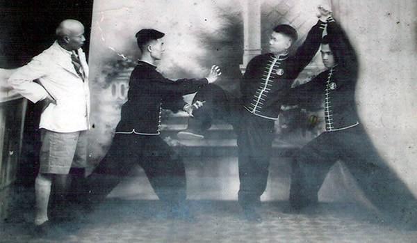 Trước Diệp Vấn hàng chục năm, từng có một người bán thịt mở đường cho võ lâm Trung Quốc-1