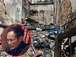 Phút đoàn tụ đẫm nước mắt của 2 con trai nạn nhân vụ cháy ở Đê La Thành-4