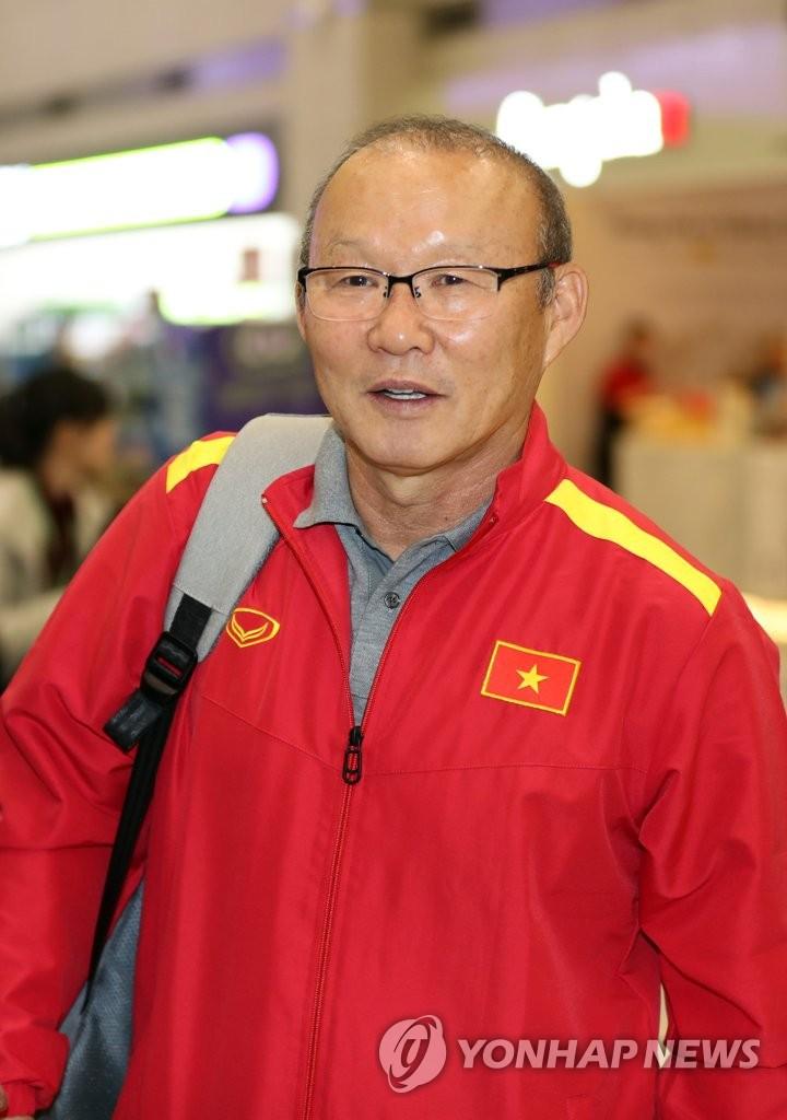HLV Park Hang Seo cấm cửa phóng viên ở 3 trận giao hữu tại Hàn Quốc-1