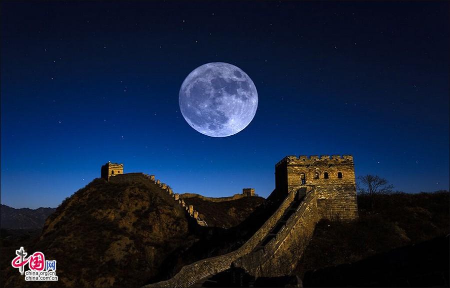 """Trung Quốc sắp sửa lắp luôn mặt trăng nhân tạo"""" trên trời để không phải bật nhiều đèn đường, đỡ tốn điện-1"""