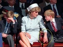 Lần đầu tiết lộ Công nương Diana từng thừa nhận