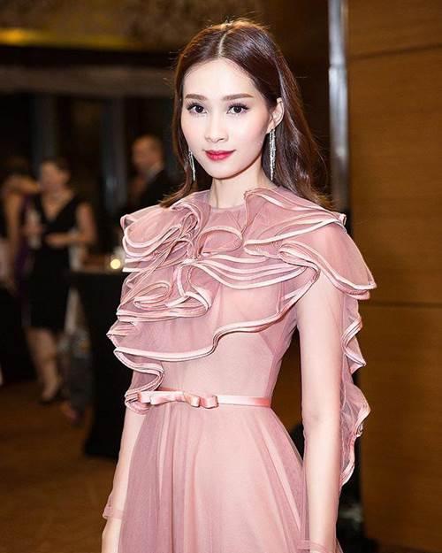 Sau Hàn Quốc, phong cách trang điểm Thái Lan là mốt mới của dàn mỹ nhân Việt-1