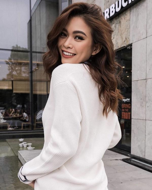 Sau Hàn Quốc, phong cách trang điểm Thái Lan là mốt mới của dàn mỹ nhân Việt-9