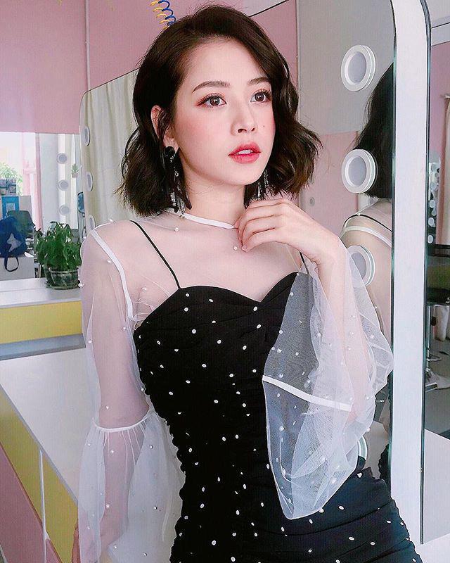 Sau Hàn Quốc, phong cách trang điểm Thái Lan là mốt mới của dàn mỹ nhân Việt-5