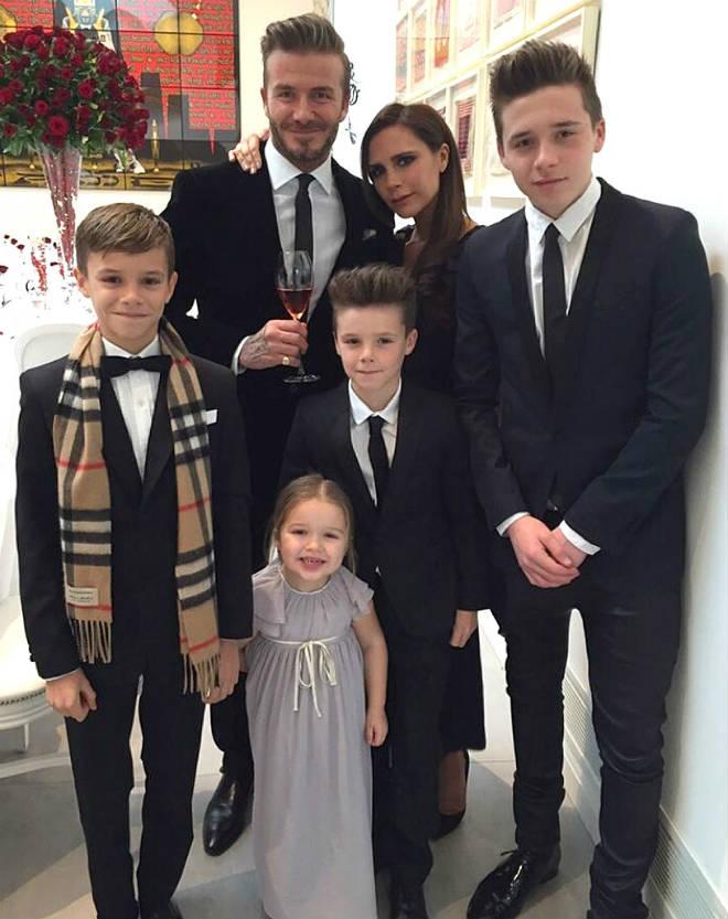 Sốc: Vợ chồng Beckham sắp li dị sau 20 năm vì nghi án ngoại tình-2