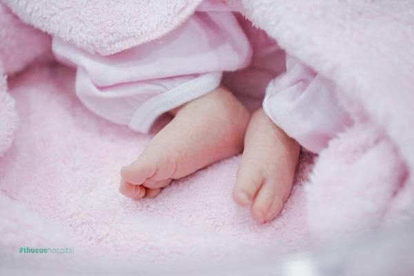 Trẻ sơ sinh thường giật mình vì những lý do rất đơn giản-5