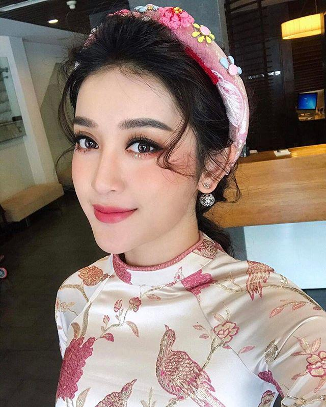 Sau Hàn Quốc, phong cách trang điểm Thái Lan là mốt mới của dàn mỹ nhân Việt-3