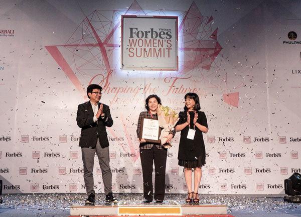 TGĐ Vinamilk được Forbes Việt Nam vinh danh Thành tựu trọn đời-2