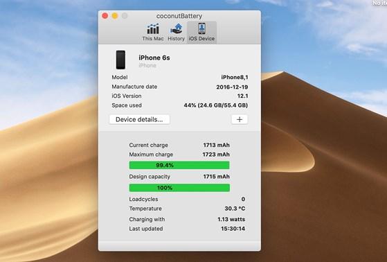 Cách kiểm tra iPhone có bị thay linh kiện hay không?-4