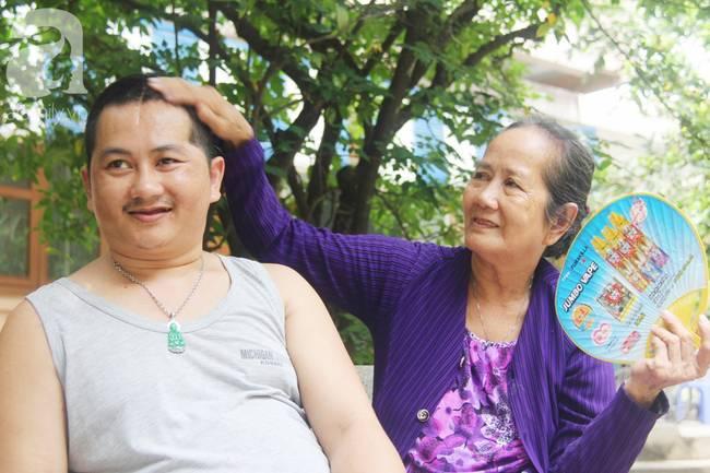 Nụ cười hạnh phúc của mẹ: 33 tuổi, đứa con trai đã biết nói, biết đi sau khi được ông trời trả lại-7