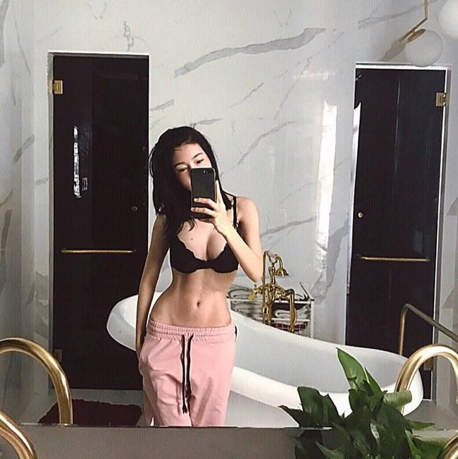 Elly Trần, Minh Tú, Thiên Nga: Ai gợi cảm nhất khi mặc mốt quần tụt gây tranh cãi?-5
