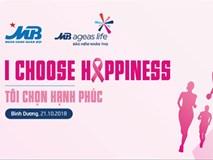 Hấp dẫn cuộc thi chạy 'Tôi chọn hạnh phúc'