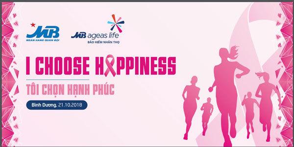 Hấp dẫn cuộc thi chạy 'Tôi chọn hạnh phúc'-1
