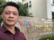 BTV Trần Quang Minh khóc chia tay VTV6 để vào Đà Nẵng
