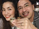 Vợ chồng Hà Tăng sóng đôi xuất hiện, mang món quà đặc biệt đến chúc mừng sinh nhật con gái Phạm Anh Khoa-6