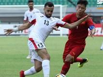 U19 Việt Nam 1-2 U19 Jordan: Hậu vệ U19 Việt Nam tức giận khi đội bạn thiếu fair-play