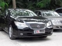 Chơi siêu xe biển ngoại giao: Đại gia mua chui, lậu thuế tiền tỷ