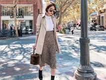 15 công thức diện áo trench coat đẹp miễn chê, xứng đáng để các nàng áp dụng suốt mùa đông này