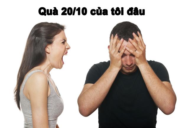 Cười ra nước mắt với loạt ảnh chế ngày 20 tháng 10-3