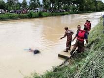 Cả gia đình nhảy sông tự tử, con trai cả thay đổi ý định phút chót, lên bờ kể lý do khiến mọi người sốc