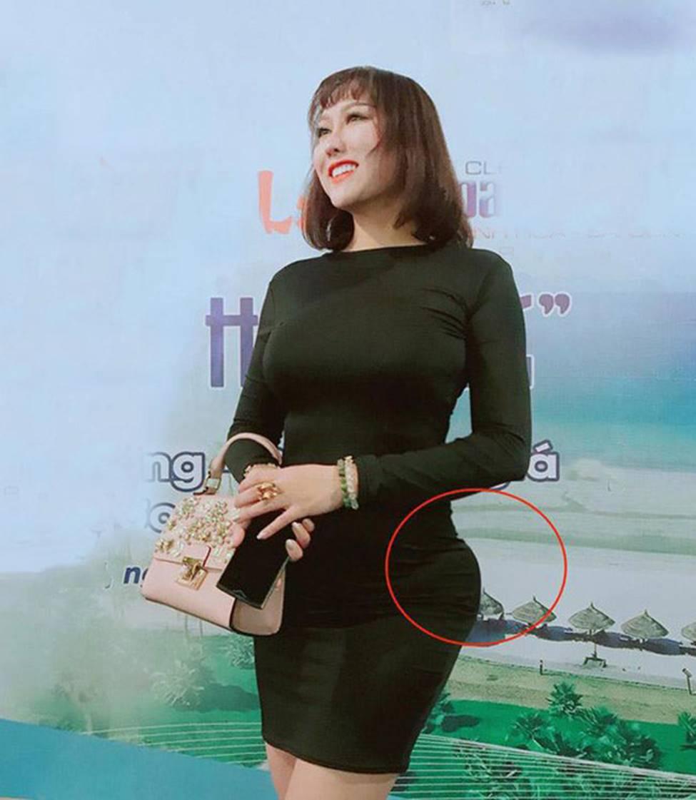 Ngân 98, Phi Thanh Vân và sao Việt lộ vòng 3 méo mó khó hiểu-6