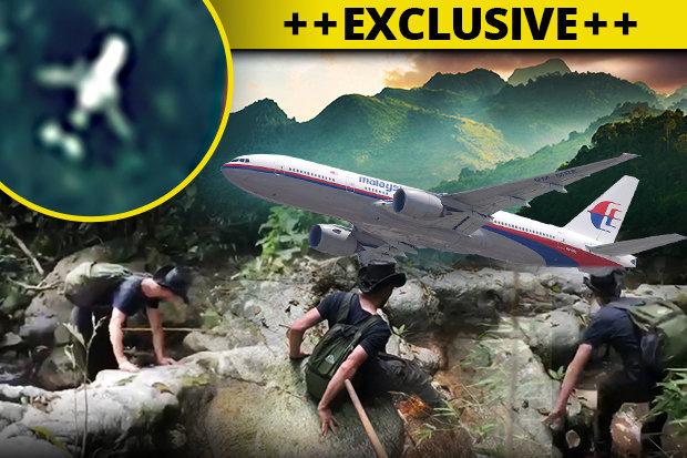 Nóng: Tìm MH370 trong rừng Campuchia, thấy những điều đáng sợ-1
