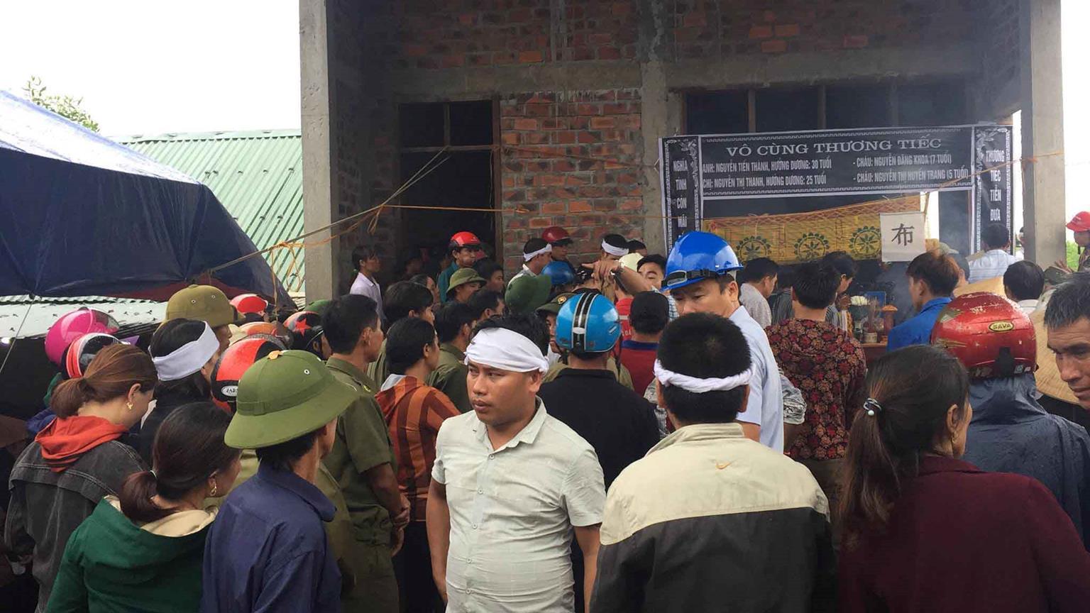 Vụ 4 người một nhà treo cổ tự tử ở Hà Tĩnh: Chủ nợ lên tiếng-3