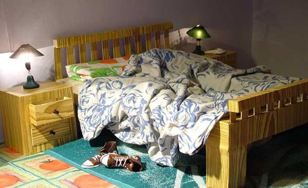 Gầm giường còn để những thứ này có ngày tán gia, bại sản như chơi-2
