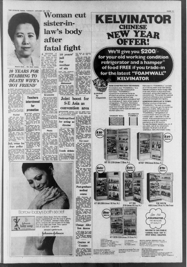 Hai chân người trong nhà vệ sinh hé lộ sự thật em dâu giết chị chồng, chặt xác phi tang rúng động Singapore-3