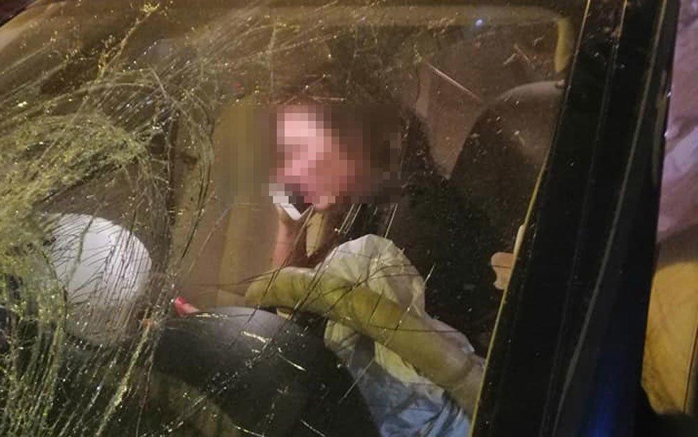 Nữ tài xế BMW tông 5 xe máy ở vòng xoay Sài Gòn, 1 người tử vong-9