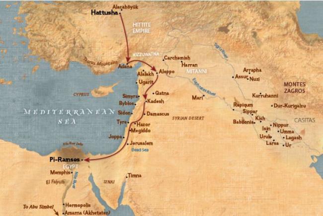 Đám cưới thế kỉ lớn nhất Ai Cập cổ đại: kỳ quái, rộn ràng nhưng cũng đầy chua xót của nàng dâu xứ lạ-5